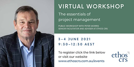 The essentials of project management – June tickets