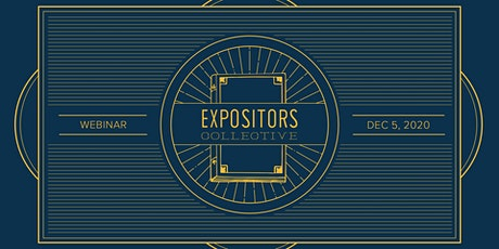 Expositors Collective Webinar with Thomas Terry tickets
