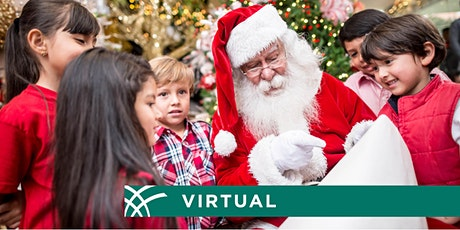 Virtual Story Time with Santa tickets