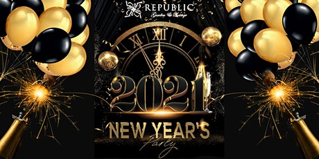 Republic's NYE 2021 Party tickets