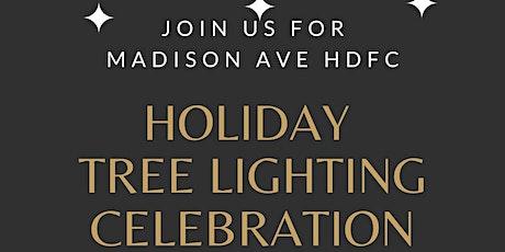 MAHDFC Holiday Tree Lighting Celebration tickets