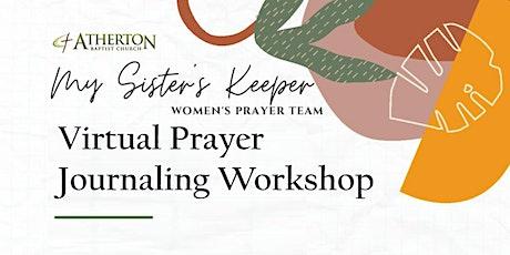 ABC Women: Virtual Prayer Journaling Workshop tickets
