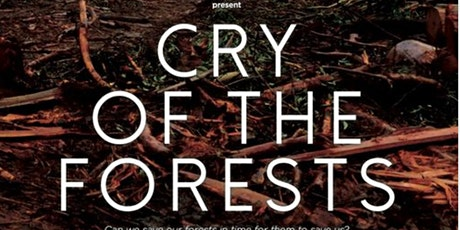 Cry of the Forest - by Jane Hammond tickets