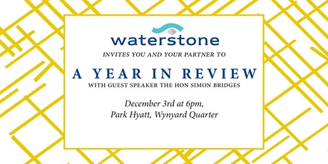 Waterstone Year-In-Review