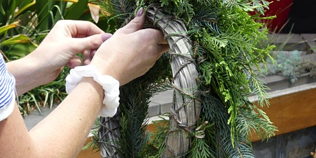Christmas Wreath Making Workshop - Wild Fusion x Prospect Road tickets