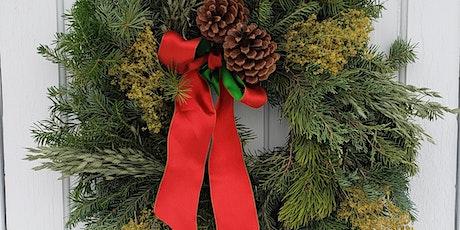Lillie's Garden Evergreen Wreaths tickets