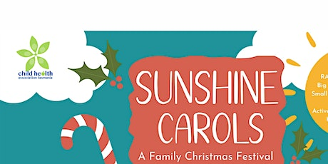 Sunshine Carols - A Family Christmas Festival tickets
