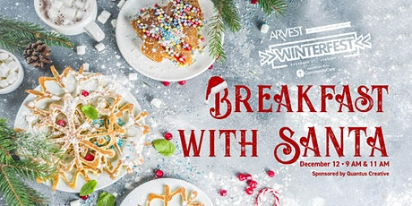 Breakfast with Santa - Session II tickets