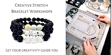 A Creative Handmade  Stretch Bracelet Workshop tickets
