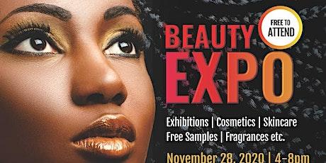BEAUTY EXPO VENDOR SHOW tickets