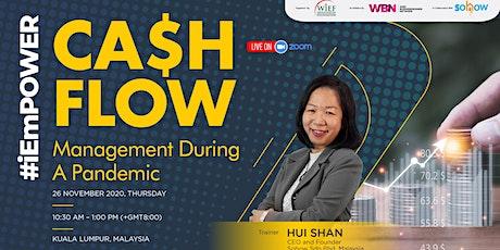 #iEmPOWER | Cash Flow Management During a Pandemic tickets