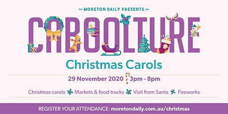 Caboolture Christmas Carols tickets