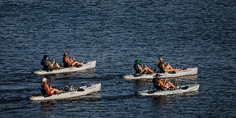 Pedal Kayak Fitness Tour in San Diego Bay tickets