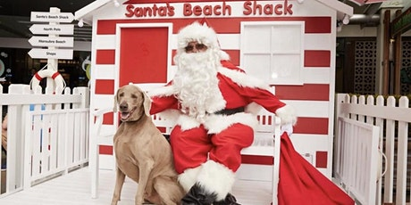 Santa Beach Shack | Pet Photography tickets