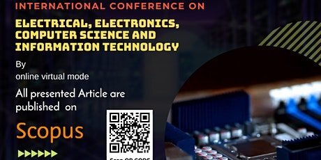Conference on Electrical, Electronics, Computer Science and Information Tec billets