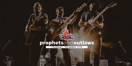 Prophets and Outlaws with Justin Tipton [4-Ticket Minimum for a Table] tickets
