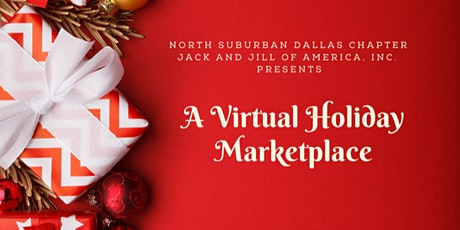 A Virtual Holiday Marketplace & Fundraiser tickets