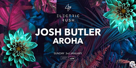 Electric Rush ft. Josh Butler tickets