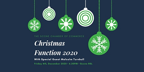 Scone Chamber Christmas Function 2020 tickets