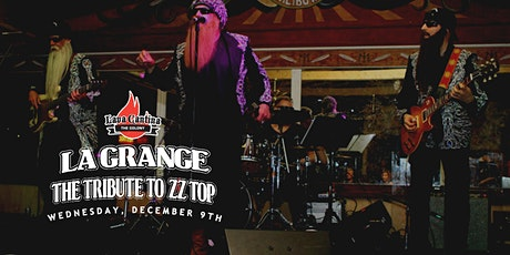 La Grange the Tribute to ZZ Top [4-Ticket Minimum for a Table] tickets