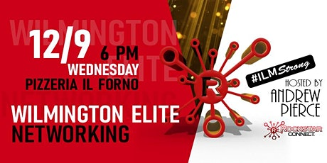 Free Wilmington Elite Rockstar Connect Networking Event (December) tickets