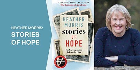 Heather Morris ~ Stories of Hope tickets
