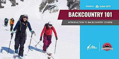 UT SheJumps Backcountry 101: Cottonwood Canyons tickets