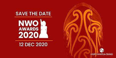 2020 Ngāti Whātua Ōrākei Awards tickets