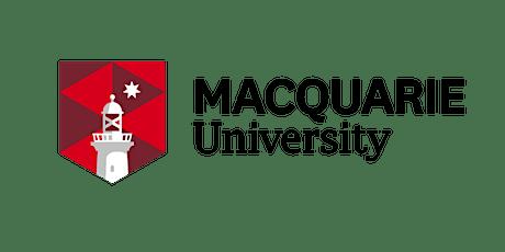 Macquarie University - Chemistry Bridging Course 2021 tickets