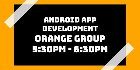 Android App Development Class: Orange Group tickets