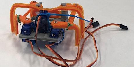 eDiscovery School Holiday Program: Robo Spider tickets