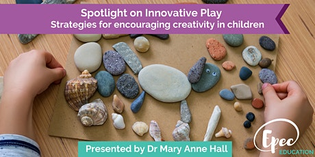 Spotlight on Innovative Play Spaces tickets