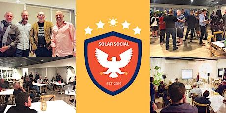 Solar Social Xmas Drinks - 26 November 2020 tickets