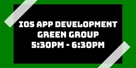 iOS App Development Class: Green Group tickets