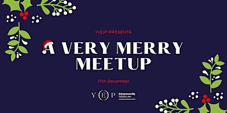 A Very Merry Meetup tickets