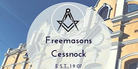 Lodge Cessnock 252- December meeting - Third Degree tickets