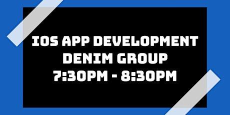 iOS App Development Class: Denim Group tickets