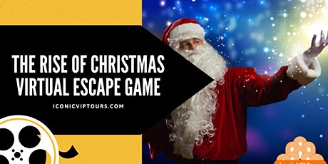 The Rise of Christmas Virtual  Escape  Game tickets