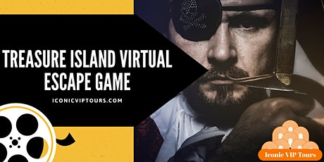 Treasure Island Virtual  Escape  Game tickets