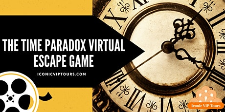 The Time Paradox Virtual  Escape  Game tickets