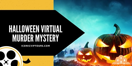 Halloween Virtual Murder Mystery tickets