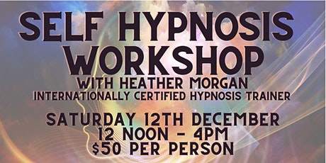 Self Hypnosis Workshop tickets