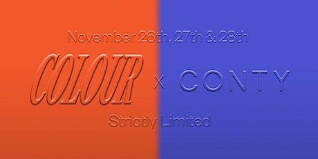 Colour & Conty: Diner's Club tickets