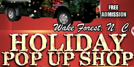 Wake Forest Holiday Pop Up Shop tickets