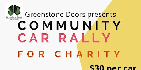 Community Car Rally for Charity