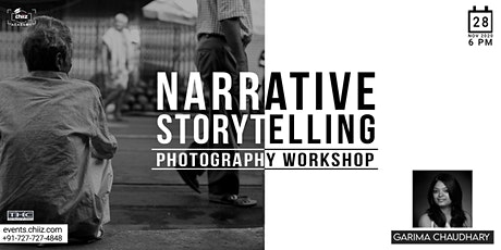 NARRATIVE AND STORYTELLING - PHOTOGRAPHY WORKSHOP tickets