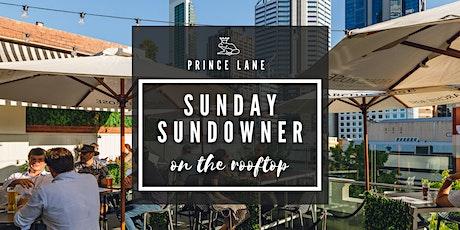 Sunday Sundowner on the Rooftop tickets