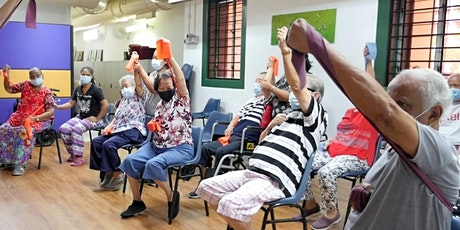 Wellness Club - Mindful Exercise at Simei in December