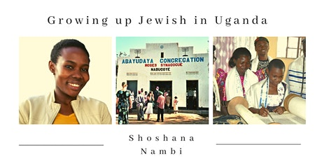 Growing up Jewish in Uganda tickets