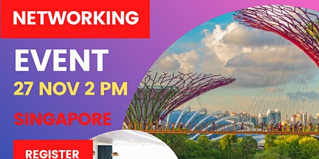 BUSINESS NETWORKING EVENT SINGAPORE EB